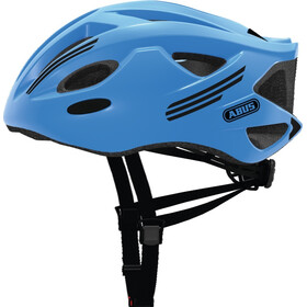 ABUS S-Cension Helmet neon blue